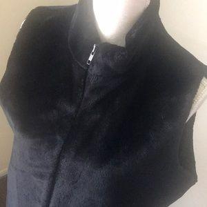 Xhilaration Jackets & Coats - Xhilaration Velour Vest